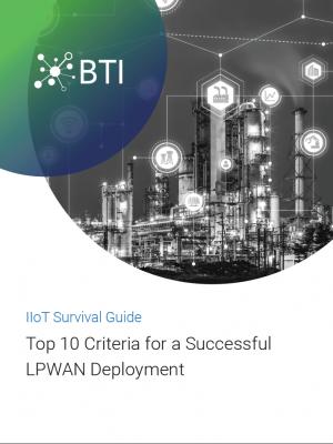 LPWAN Deployment