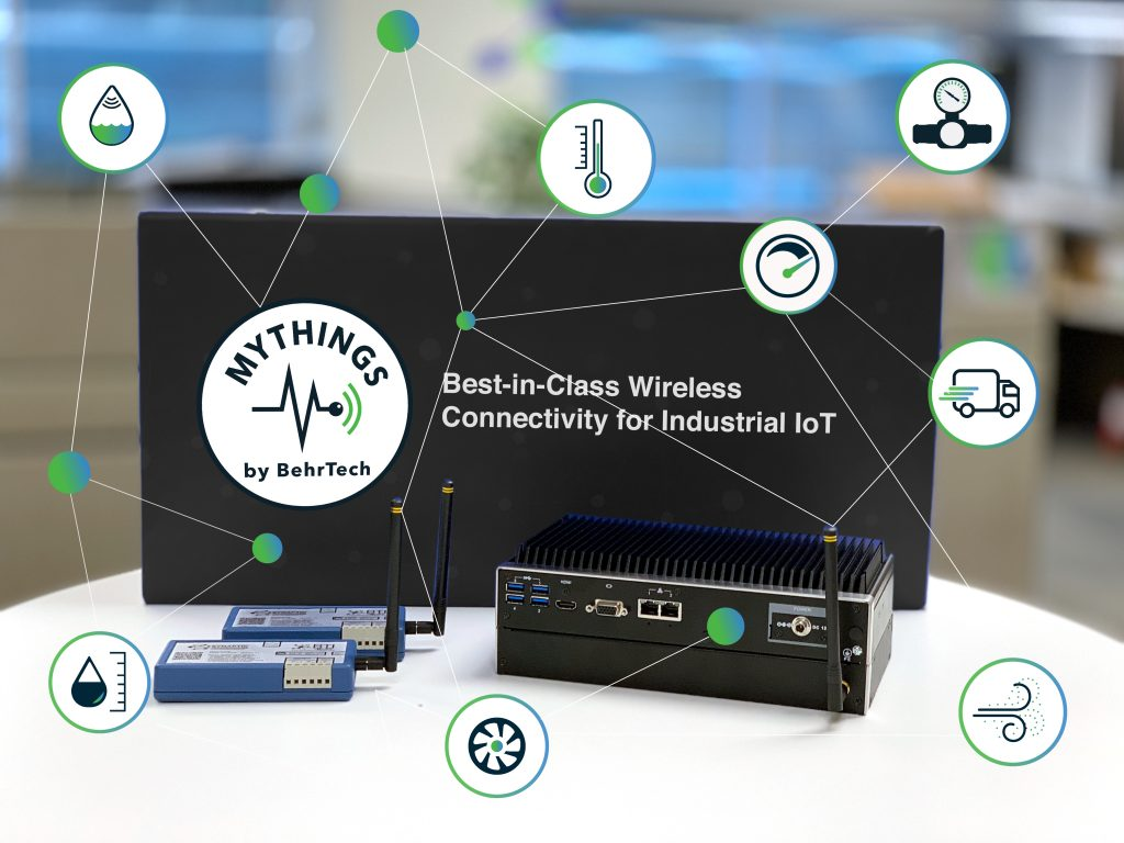 Wireless Technology for IoT