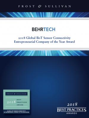 IIoT Sensor Connectivity Company of the Year