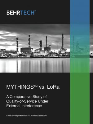 LoRa vs MYTHINGS