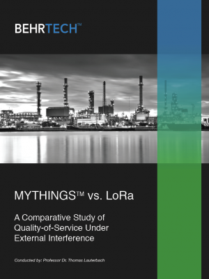 LoRa vs MYTHINGS
