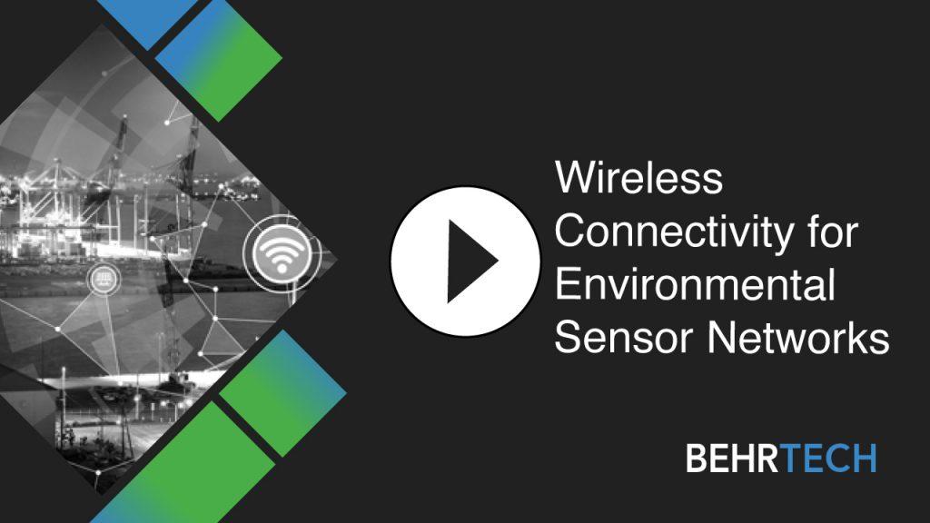 MYTHINGS for Environmental Sensor Networks