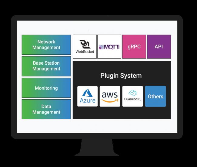 LPWA Network Management