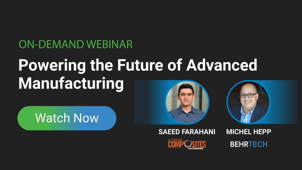 [On-Demand/> Powering the Future of Advanced Manufacturing