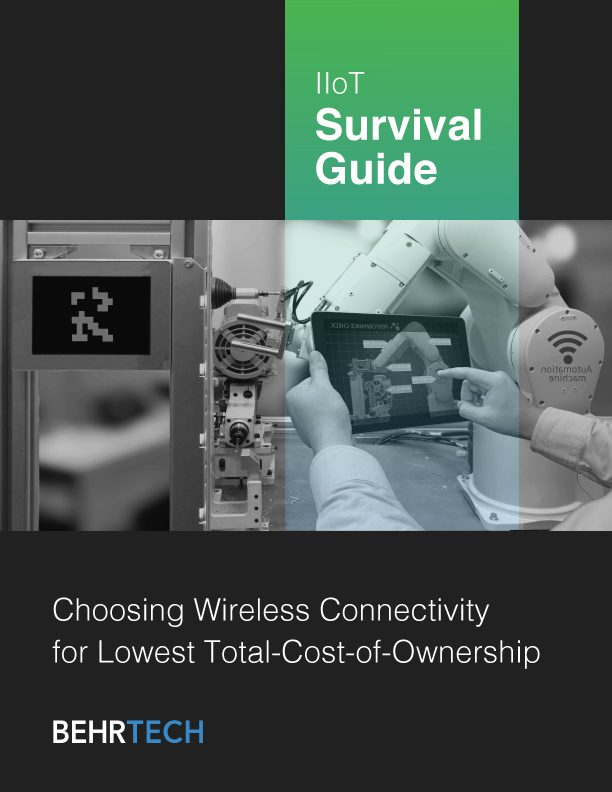 Wireless Connectivity for Lowest Total-Cost-of-Ownership