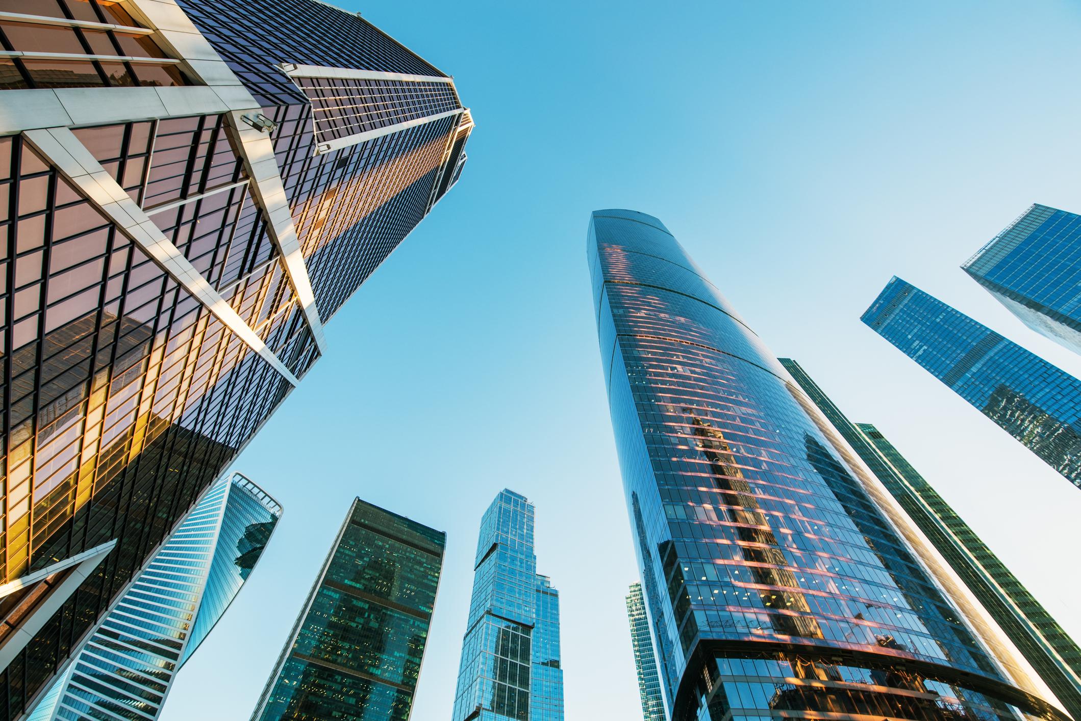 Smart building architecture