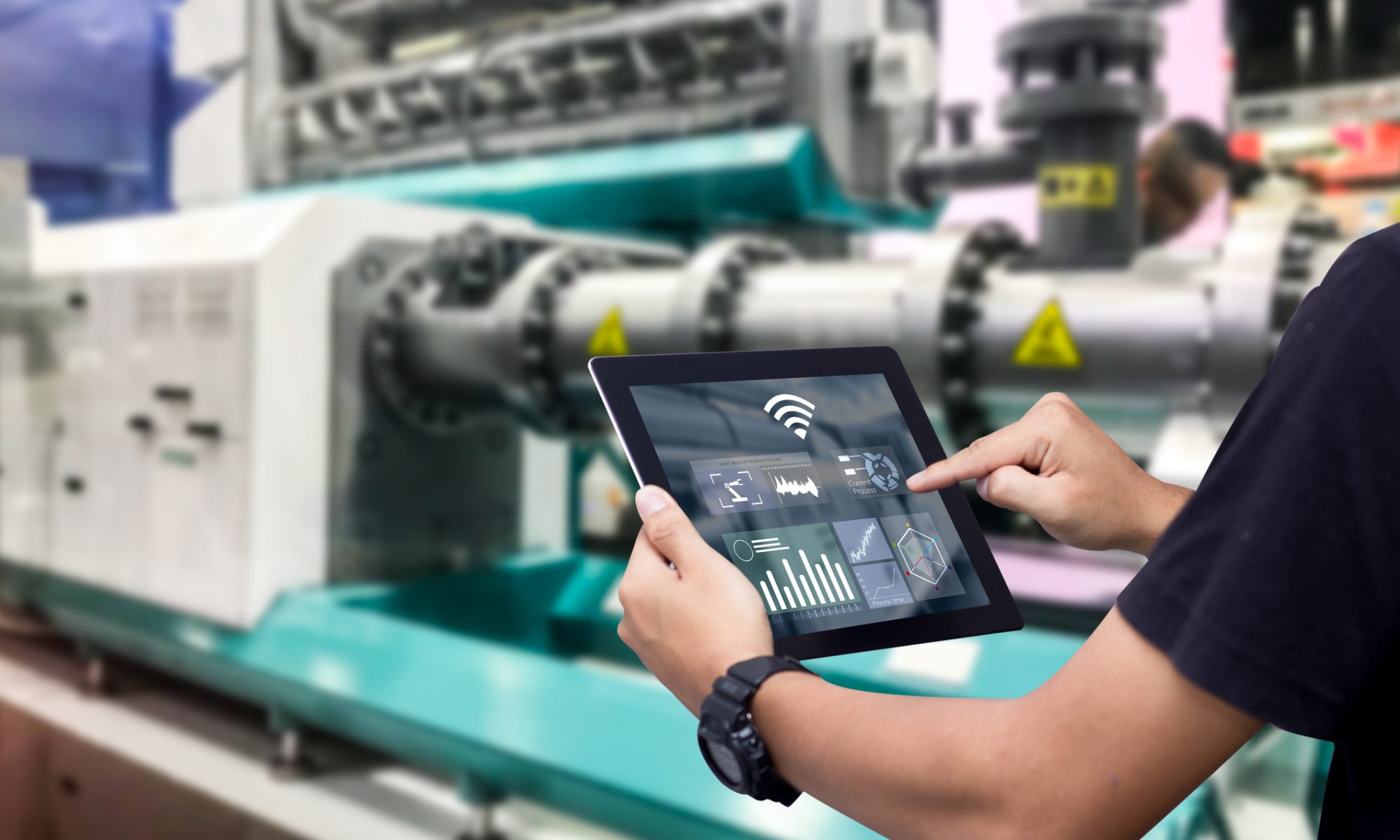 industrial iot connectivity